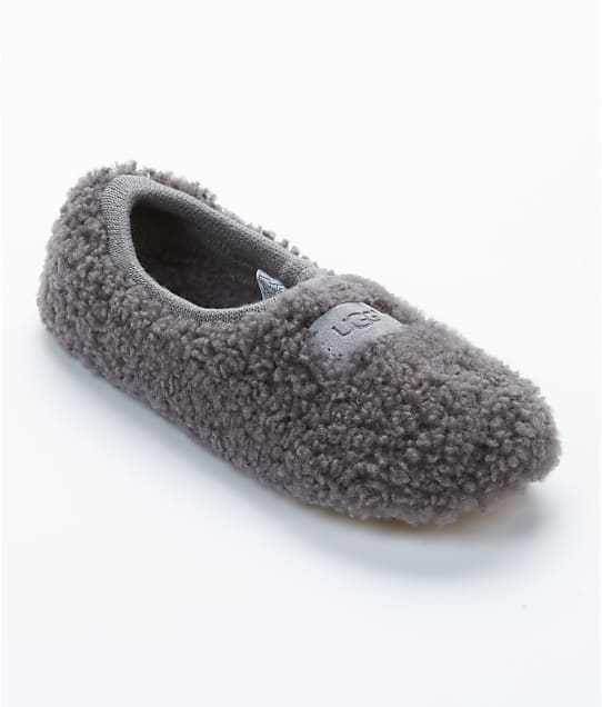 UGG Birche Sheepskin Slippers in Grey 1007721