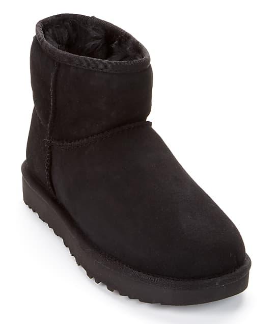 UGG Classic Mini Boots II in Black 1016222