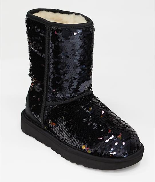 992a10a27fa Classic Short Sequin Boots