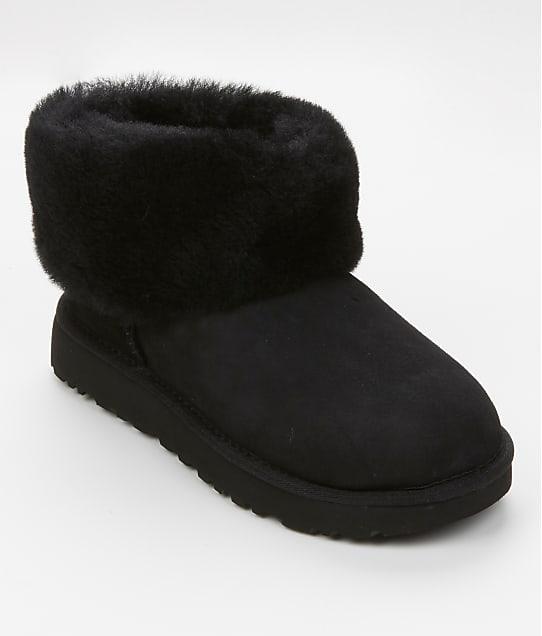 UGG: Classic Mini Fluff Boots