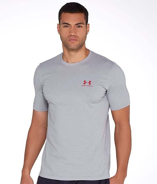 Under Armour: HeatGear Charged Cotton T-Shirt