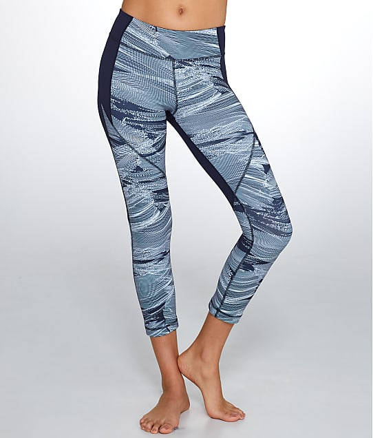 Under Armour: Mirror Printed Cropped Leggings
