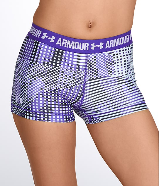 Under Armour: UA HeatGear® Printed Training Shorts