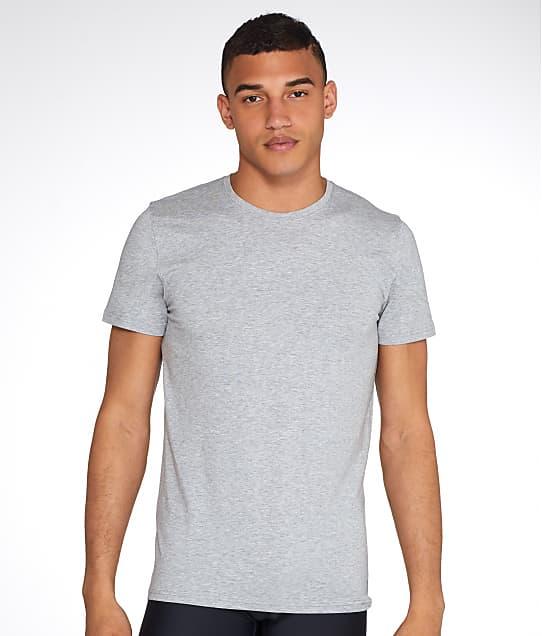 Under Armour: Cotton Stretch Undershirt 2-Pack