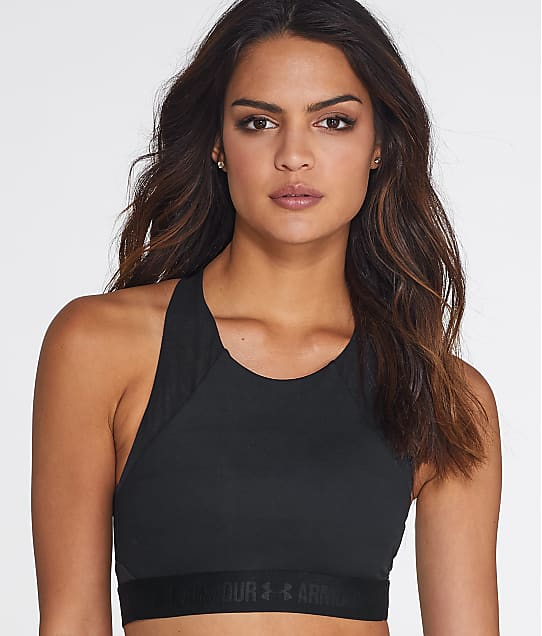 Under Armour: Breathelux Wire-Free Sports Bra