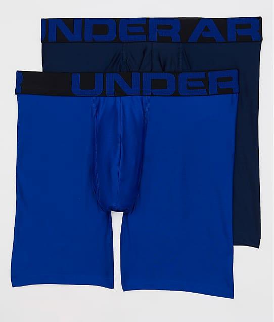 Under Armour: UA Tech 6'' Boxerjock Boxer Brief 2-Pack