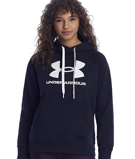 Under Armour: Rival Fleece Logo Hoodie