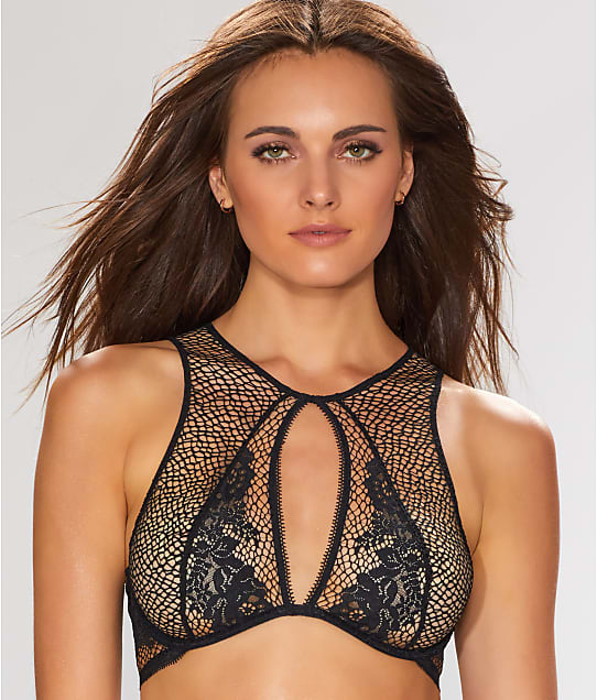 Unveiled by Felina: Candy High Neck Bralette
