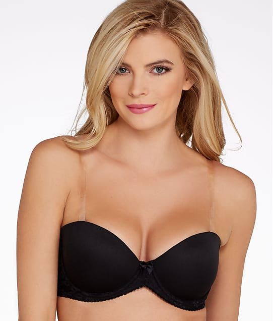 Va Bien: Sweetheart Strapless Push-Up Bra
