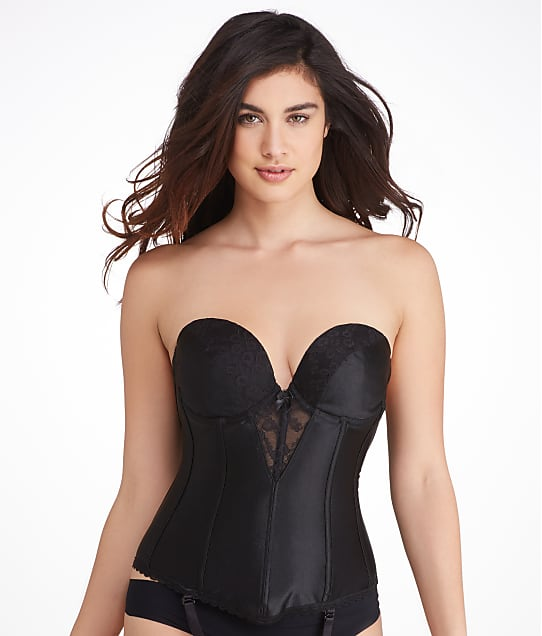9c23025483ed9 Va Bien Strapless Plunge Backless Bustier | Bare Necessities (6363)