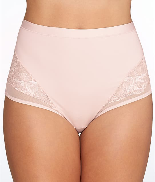 Vanity Fair: Smoothing Comfort Lace Brief