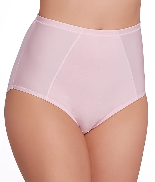 Vanity Fair: Cooling Touch Hi-Cut Cotton Brief
