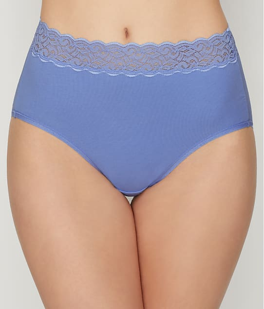 Vanity Fair: Flattering Cotton Brief