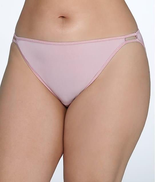 Vanity Fair: Plus Size Illumination String Bikini
