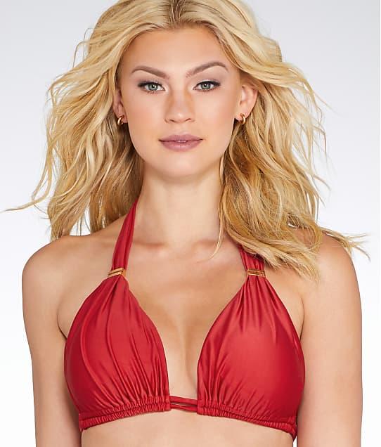 ViX: Beijo Bia Halter Wire-Free Bikini Top