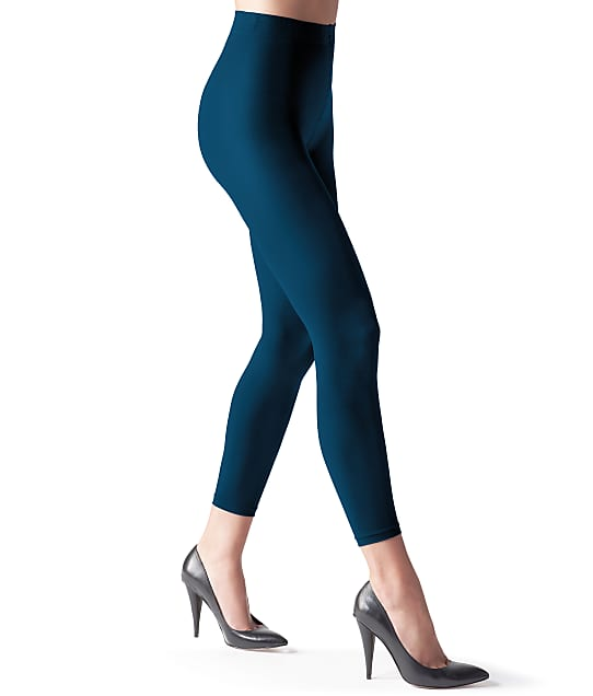 Oroblu All Colors Leggings in Marine(Front Views) VOBC01190