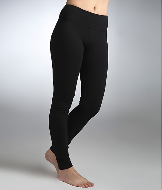 Hard Tail: Flat Waist Ankle Yoga Leggings