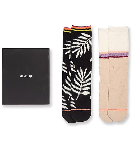 Stance Cozy Boot Socks Gift Set in Multi W534D18CHB
