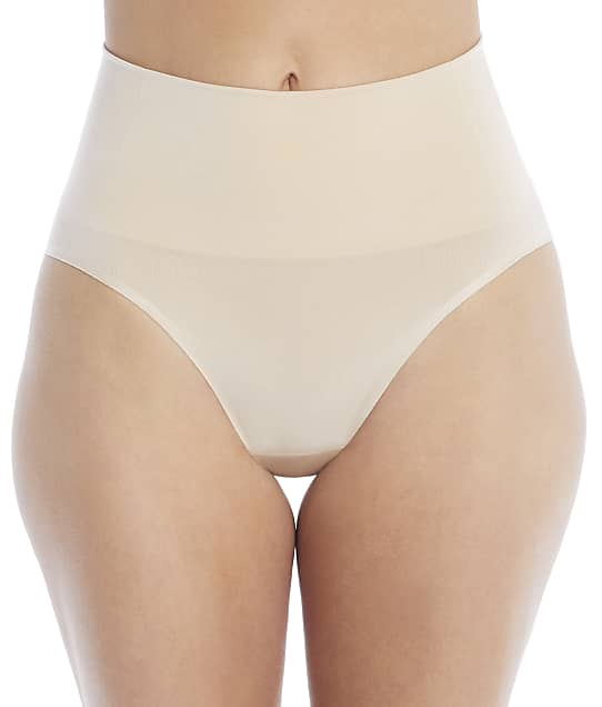 Wacoal Smooth Series Shaping Hi-Cut Brief in Sand 804360