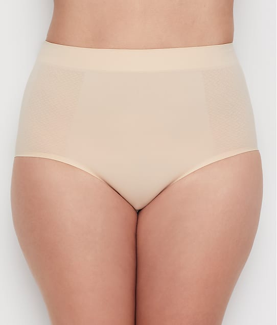 Wacoal Keep Your Cool Shaping Brief in Sand 809378