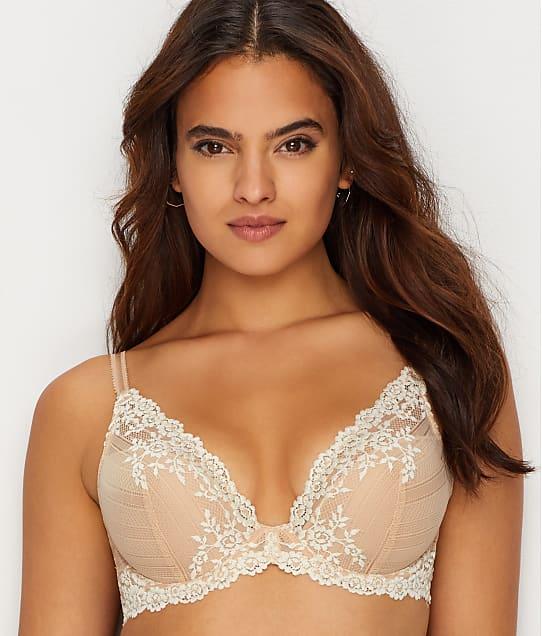 Wacoal: Embrace Lace Plunge T-Shirt Bra