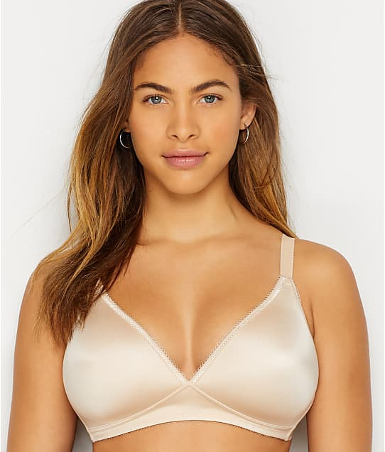 Wacoal: Basic Beauty Wire-Free T-Shirt Bra