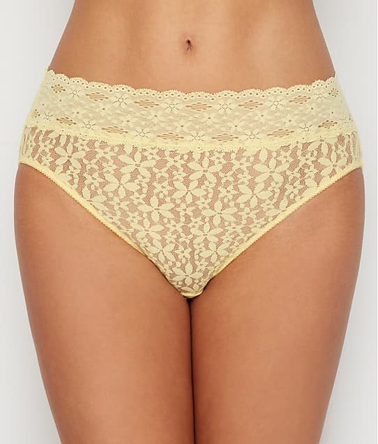 69f319d8fb0 Wacoal Halo Lace Hi-Cut Brief