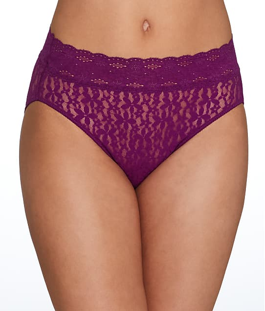 Wacoal: Halo Lace Hi-Cut Brief