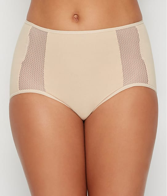 Wacoal Keep Your Cool Full Brief in Sand 870378