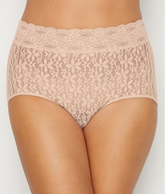 Wacoal: Halo Lace Brief