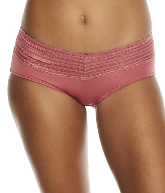 Warner's No Pinching. No Problems. Hipster in Baroque Rose 5609J