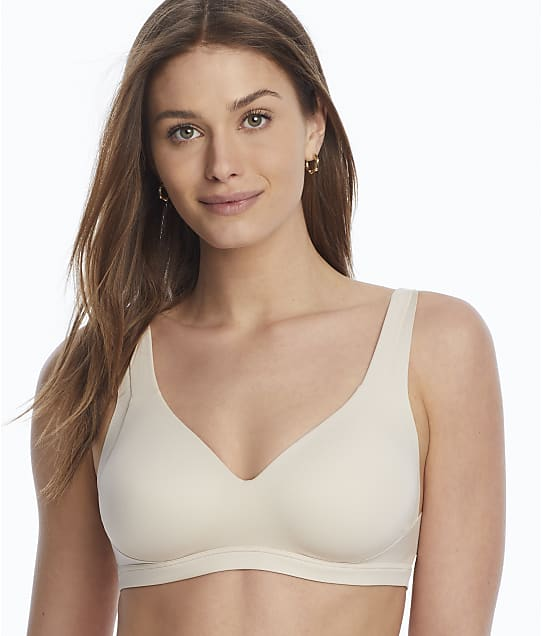Warner's: No Side Effects Wire-Free Back Smoothing T-Shirt Bra