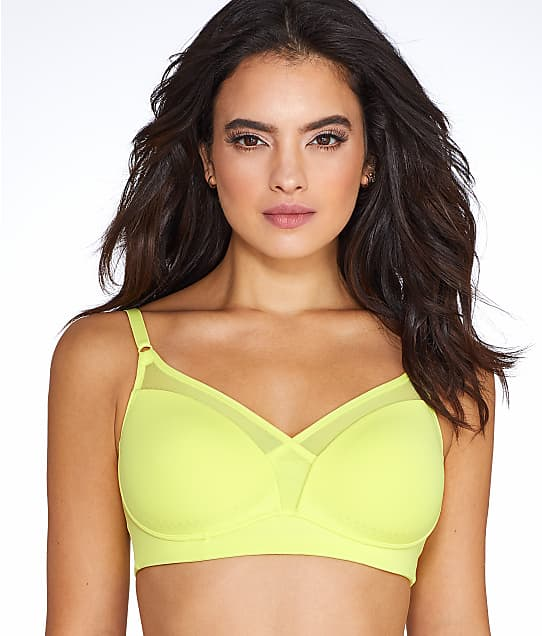 Warner's: Play It Cool Wire-Free Breathe Bra