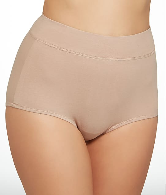 Warner's: No Pinching. No Problems.® Cotton Brief