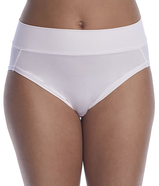 Warner's Easy Does It Modern Hi-Cut Brief in Rosewater(Full Sets) RT4281P