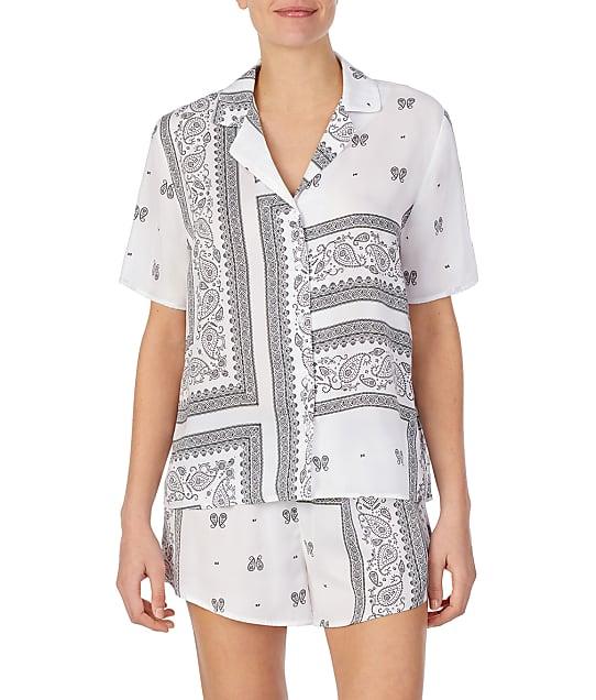 DKNY: Vintage Fresh Woven Boxer Pajama Set