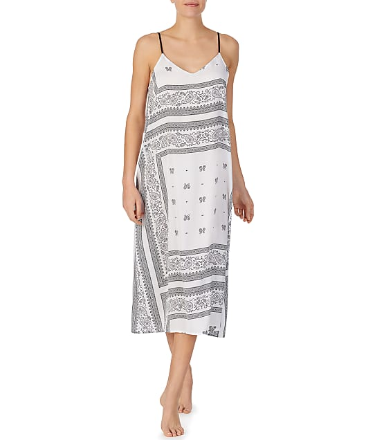 DKNY: Vintage Fresh Woven Maxi Nightgown