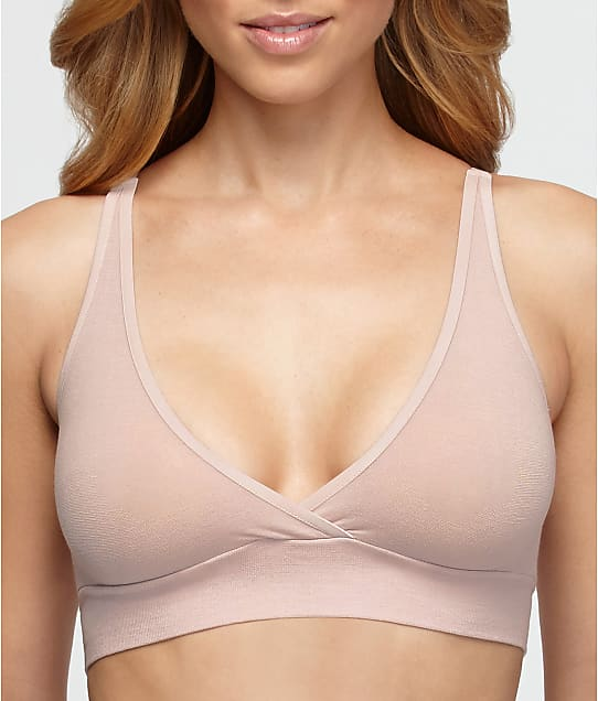 Yummie by Heather Thomson: Mallory Comfortably Fit Seamless Racerback Bralette
