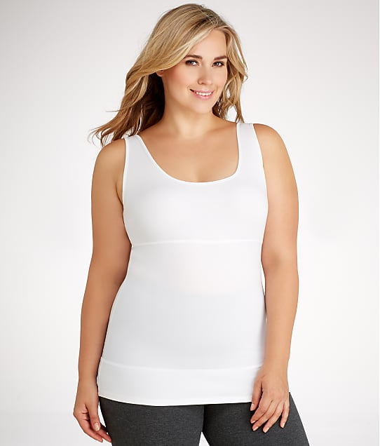 Yummie: Plus Size Pearl Firm Control 3-Panel Tank Top