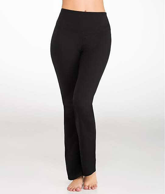 Yummie: Jodi Cotton Control Boot Cut Shaping Pants