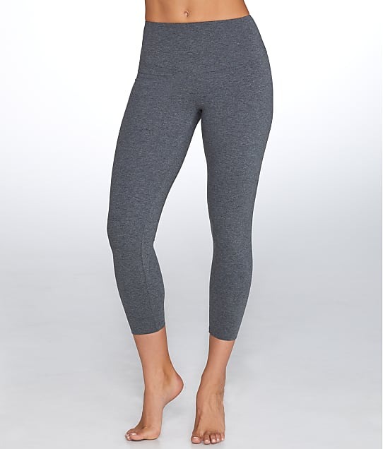 Yummie by Heather Thomson: Gloria Compact Cotton Skimmer Leggings