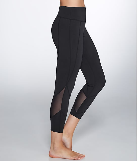 Yummie: Medium Control 3/4 Cropped Shaping Leggings