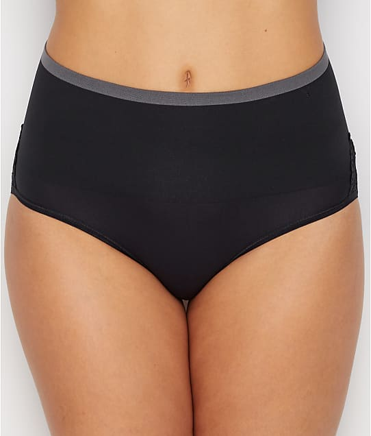 068285188227 Yummie Ultralight Seamless Lace Brief   Bare Necessities (YT5-211)