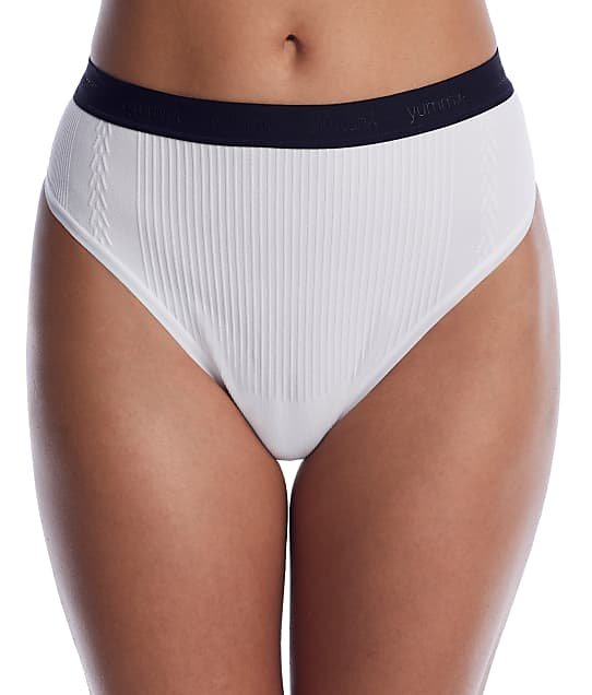 Yummie: Eden Ribbed Smoothing Thong