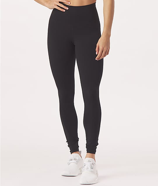 Glyder Pure Pocket High-Waist Leggings in Black Z068
