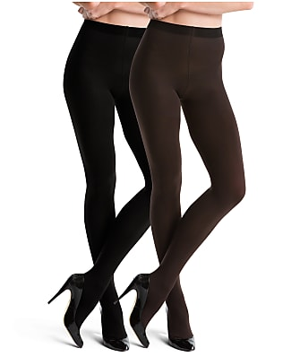 SPANX Reversible Mid-Thigh Shaping Tights