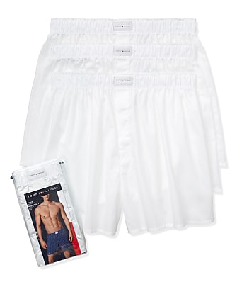 Tommy Hilfiger Cotton Classics Woven Boxer 3-Pack