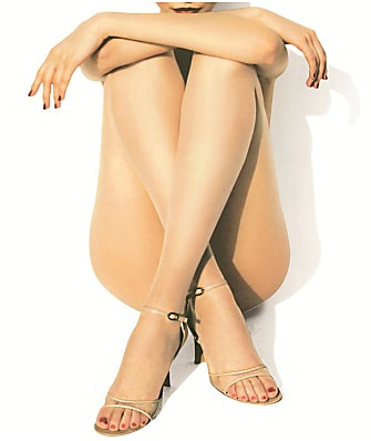 Donna Karan Hosiery The Nudes Toeless Control Top Pantyhose