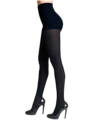 DKNY Opaque Control Top Tights