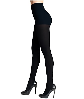 DKNY Super Opaque Control Top Tights